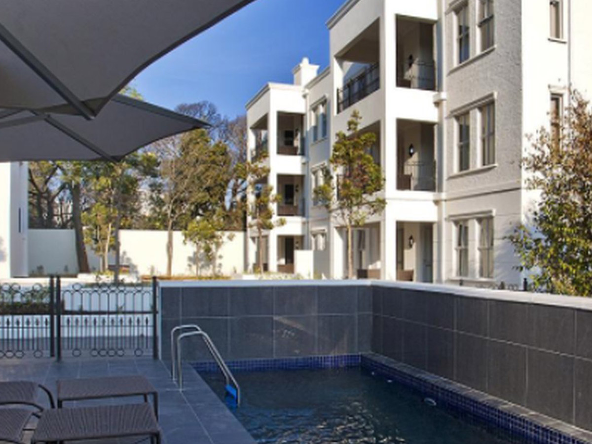 The Hyde Park Lofts Gauteng, África do Sul